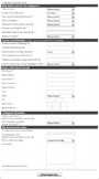 USDA Refinance Application